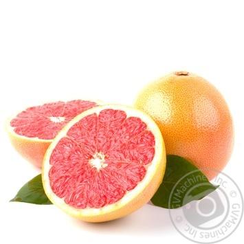 Грейпфрут розовый