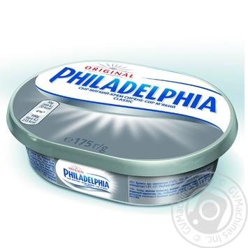 Скидка на Сыр Филадельфия оригинальная 69% 175г