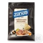 Сыр Пармиджано Реджано Занетти тертый 32% 100г