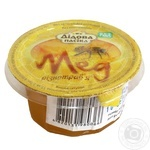 Мед різнотрав'я Дідова пасіка 70г