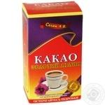Какао для десертов 85г Украина