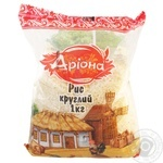 Крупа рис Ариона 1000г Украина