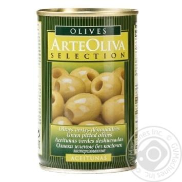 Оливки Arte Oliva б/к 300г - купить, цены на Novus - фото 1