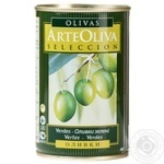Arte Oliva Whole Green Olives 300g