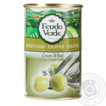 olive Feudo verde Private import with bone 300g - buy, prices for Novus - image 1