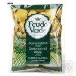 olive Feudo verde Private import with bone 170g