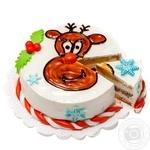 Торт Сметанковий ваг