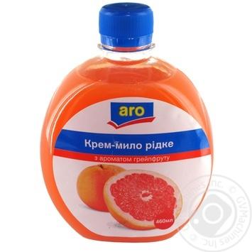 ARO Р.МИЛО ЗАПАС ГРЕЙПФР 460МЛ