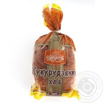 Хлеб Румянец Кукурузный 500г