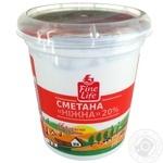 Fine Life Sour Cream 20%