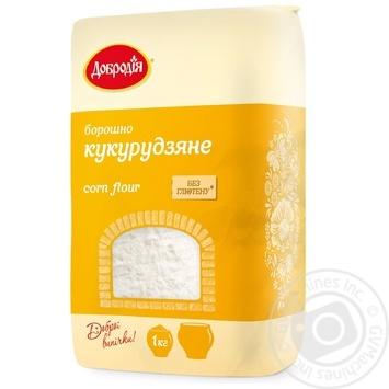 Dobrodia Corn Flour - buy, prices for Novus - image 2