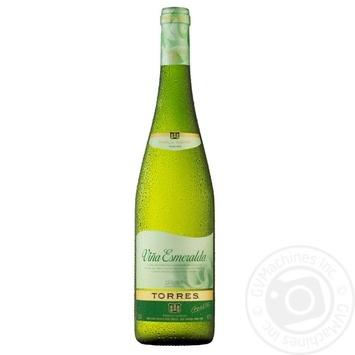 Вино Torres Vina Esmeralda біле сухе 11,5% 0,75л - купити, ціни на CітіМаркет - фото 6