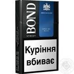 Цигарки Bond Street Special Blue