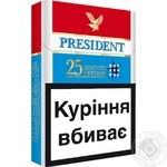 Сигареты President Special Stars 25 cig
