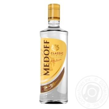 Medoff Classic Premium Vodka