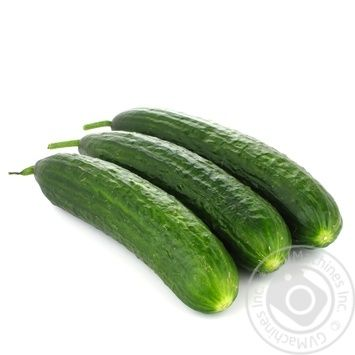 Smooth Ukrainian Cucumbers - buy, prices for Auchan - image 2
