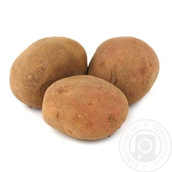 Картопля червона - купити, ціни на Ашан - фото 2