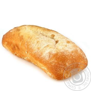 Хліб Ашан Чіабатта Левіто бездріжджовий 250г - купити, ціни на Ашан - фото 1
