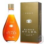Baron Otard V.S.O.P. Cognac 40% 0.7l - buy, prices for Novus - image 5