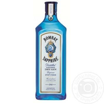 Bombey Gene Sapphire 47% 500ml - buy, prices for Furshet - image 2