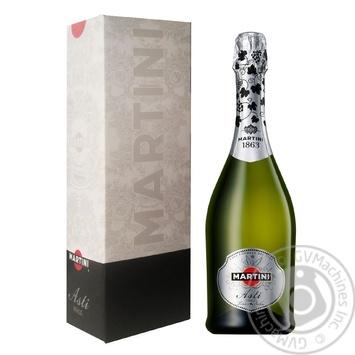 Игристое вино Мартини Асти 7,5% в коробке 750мл - купить, цены на СитиМаркет - фото 2