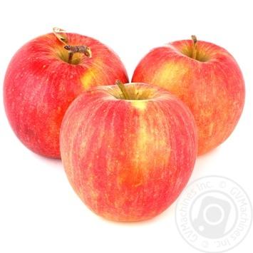 Яблоко красное