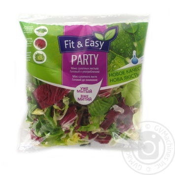 Скидка на Салат Fit&Easy Party 180г