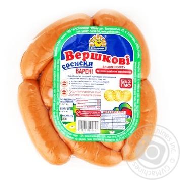 Сосиски Ятранчик Сливочные - купить, цены на Ашан - фото 2