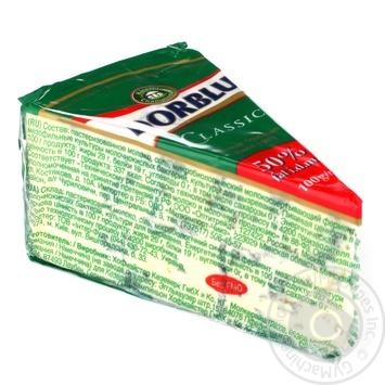 Сыр Dorblu Classic 50% - купить, цены на Ашан - фото 2