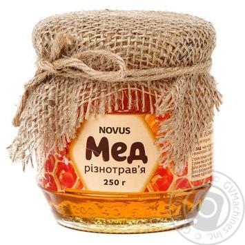 Novus Natural Polyfleur Honey 250g - buy, prices for Novus - image 1