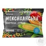 Vegetables Novus Mexican mix frozen 400g