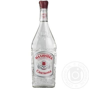 Водка Малиновка Праздничная 40% 500мл - купить, цены на МегаМаркет - фото 3