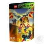Конструктор LEGO Bionicle Икир Тотемное животное Огня 71303