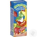 Sandoryk banana-apple-strawberry nectar 200ml