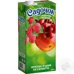 Сок Садочок ягоды с мякотью 950мл Украина