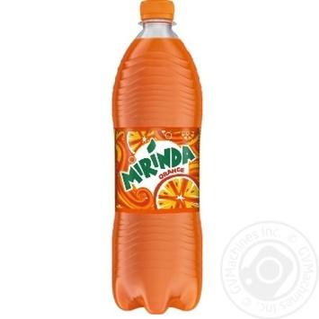 Скидка на Напиток Миринда Апельсин безалкогольный сильногазированный 1000мл