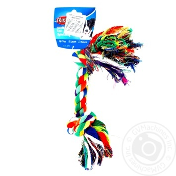 Trixie Rope Toy for Dogs 26cm - buy, prices for CityMarket - photo 1