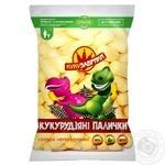 Палички кукурудзяні солодкі Кукузаврики 50г