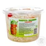 Салат капуста квашена 500г