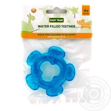 Прорізувач з водою Baby Team арт.4030