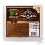 Колбаса Укрпромпостач-95 Салями Охотничья варено-копченая 140г
