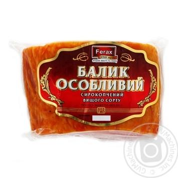 Балык Ferax Особый сырокопченый - купить, цены на Ашан - фото 2