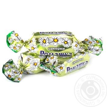 Конфеты Roshen Ромашка глазированные весовые - купить, цены на Ашан - фото 2