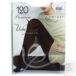 Колготи жіночі Intuicia Comfort Premium 120 den, 2 бежевий