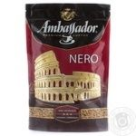 Кава Ambassador Nero натуральна розчинна сублімована 70г
