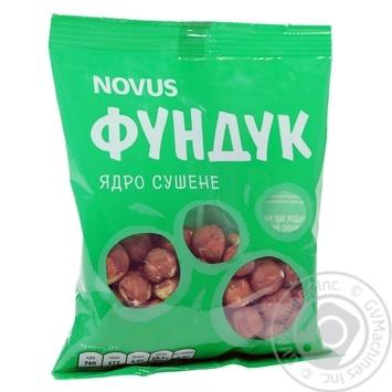 Фундук сушений Novus  100г - купити, ціни на Novus - фото 5
