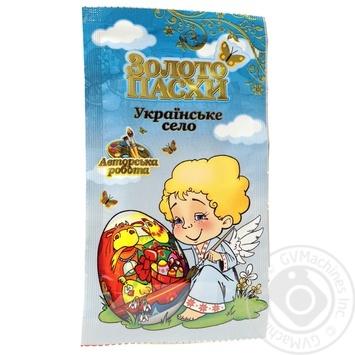 Lyubystok Carpathian Easter Gold Decoration - buy, prices for Furshet - photo 2