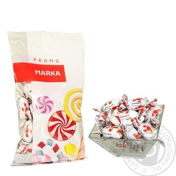Caramels Marka promo Rachky with nuts 200g - buy, prices for Novus - image 1