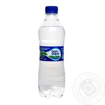 Вода Бонаква газированная 500мл