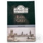 Чай Ахмад Граф грей черный листовой 200г